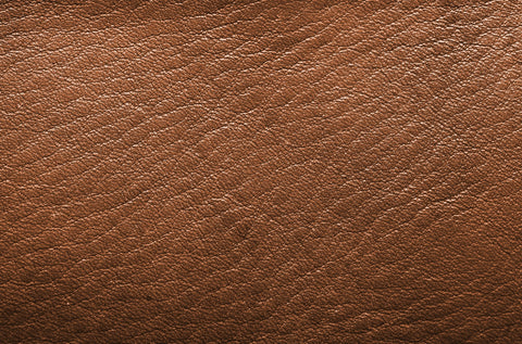 Top-Grain Brown Leather