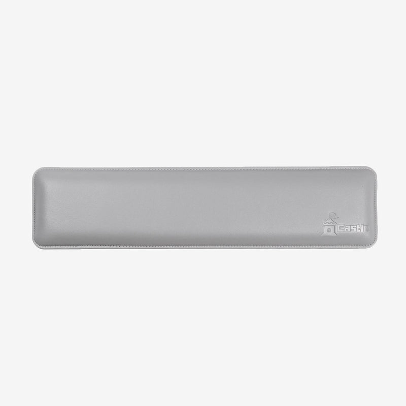 Castle Bailey Full-sized Wrist Rest Front Gray