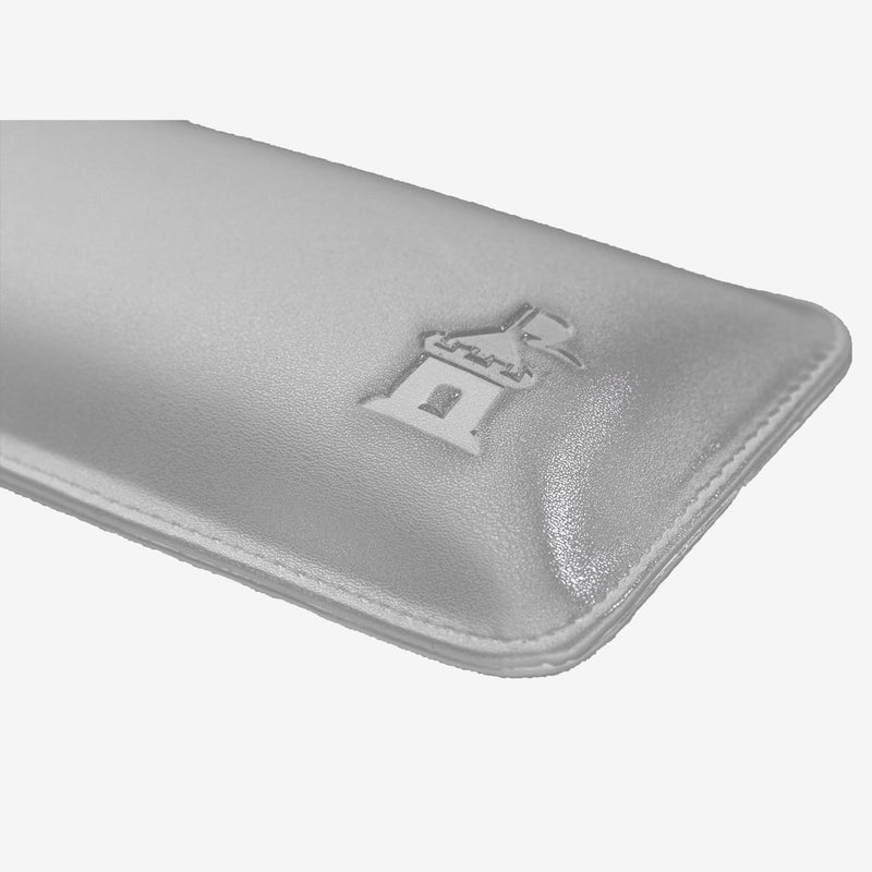 Castle 60% Keyboard Wrist Rest Gray Logo