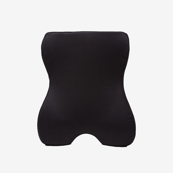 Castle Knight Bulwark Memory Foam Backrest Pillow Black