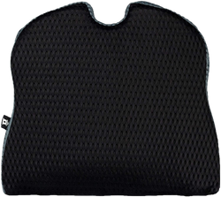 Saddle Memory Foam Wedge Seat Cushion Front View