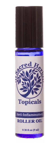 Sacred Herb Topicals Anti-Inflammatory CBD Roller Oil