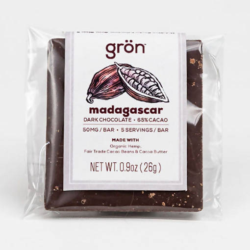 MADAGASCAR DARK CHOCOLATE