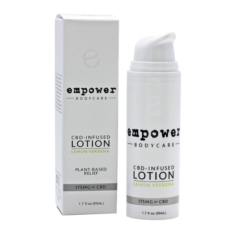 Empower® CBD Topical Relief Lotion