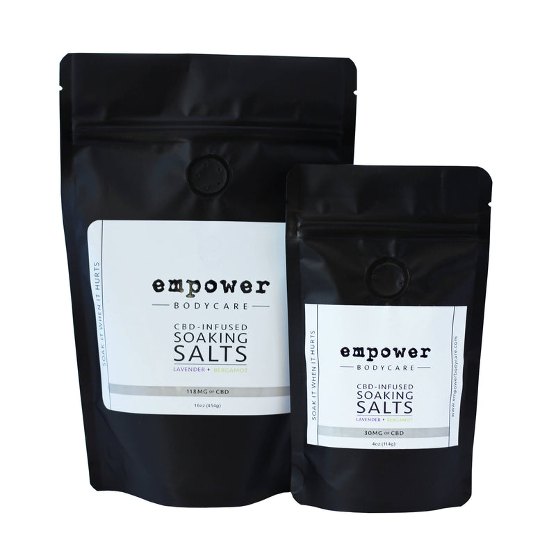 Empower® CBD Soaking Salts