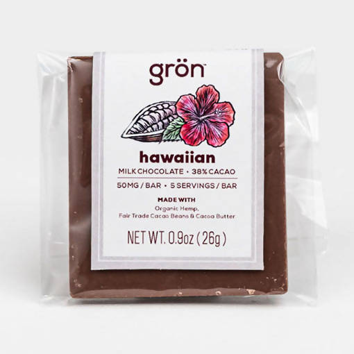 HAWAIIAN MILK CHOCOLATE