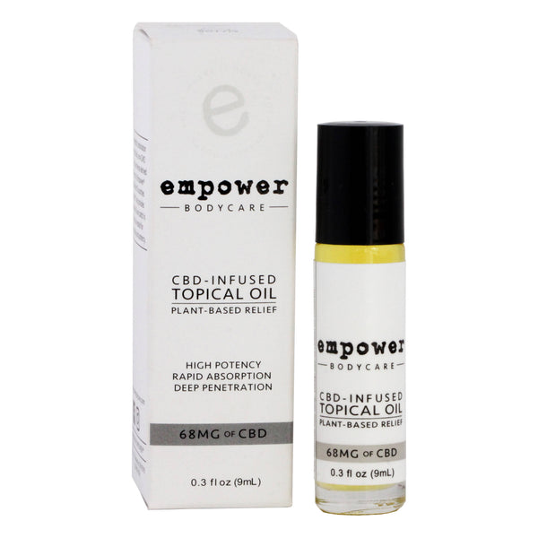 Empower® CBD Topical Relief Oil