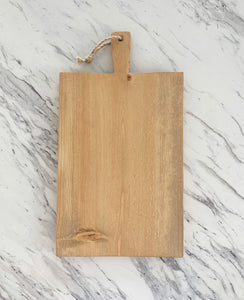 The Mama Cutting Board