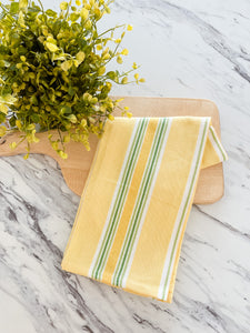 Lemon Zest Tea Towel