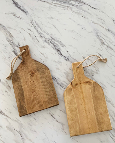 Vintage Style Bread Boards