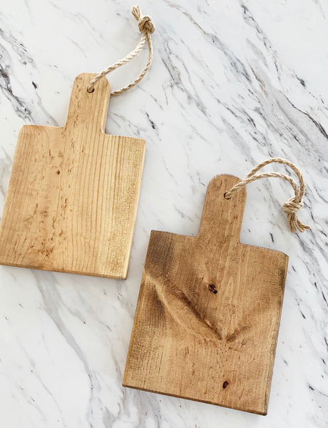 Small Rectangle Bread Boards