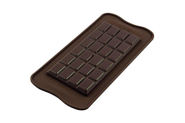 SCG36 Classic Choco Bar / Tableta de Chocolate Silikomart®