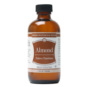 LorAnn Almond Emulsion 4oz