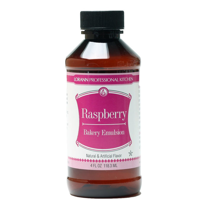 LorAnn Raspberry Emulsion 4oz