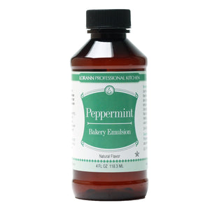 LorAnn Peppermint Emulsion 4oz