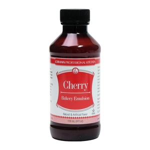 LorAnn Cherry Emulsion 4oz - Bake Supply Plus