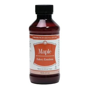 LorAnn Maple Emulsion 4oz LorAnn Oils Emulsion - Bake Supply Plus