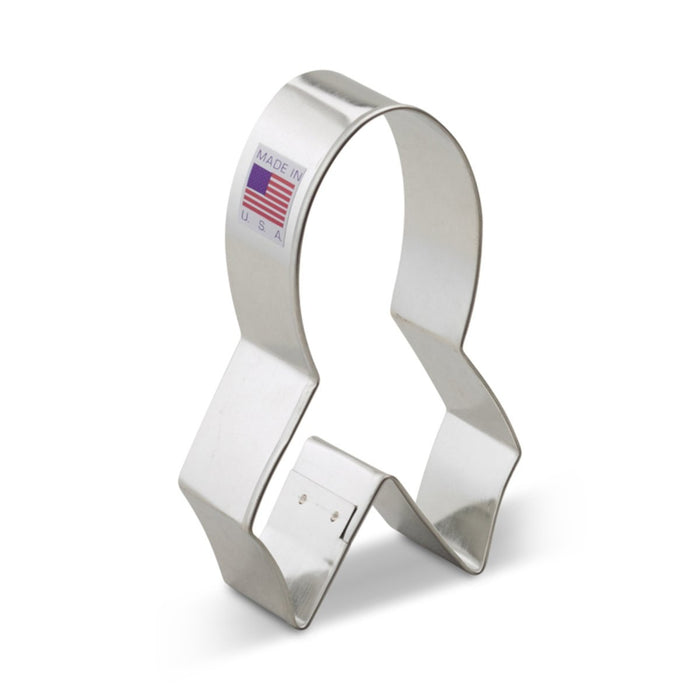 Ribbon Awareness Cookie Cutter