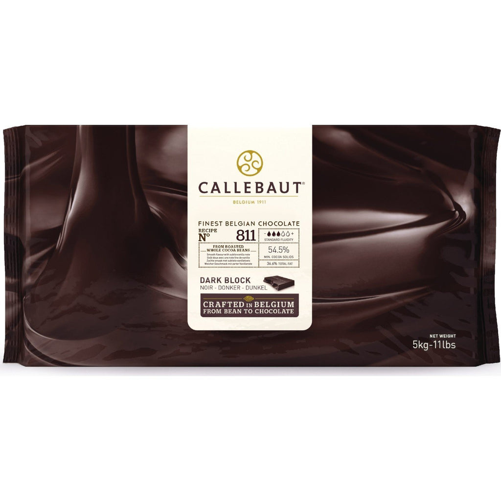 Callebaut Dark Chocolate Blocks Callebaut Chocolate Block - Bake Supply Plus