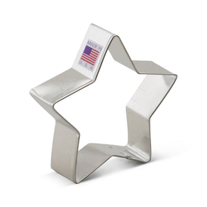 Star Cookie Cutter Ann Clark Cookie Cutter - Bake Supply Plus