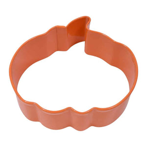 R&M Cookie Cutter Pumpkin Orange 3""