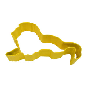 P&M Cookie Cutter Lion Yellow 4.5""