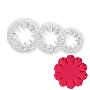 Carnation Cutter Set NY Cake Fondant Cutter - Bake Supply Plus