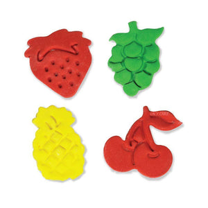 Fruit Plunger Fondant & Pie Cutter NY Cake Fondant Cutter - Bake Supply Plus