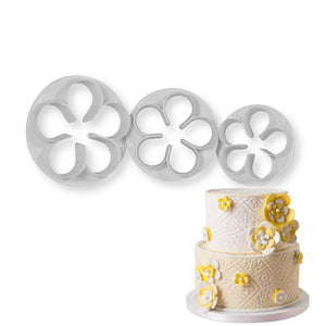 Blossom Rose Cutter Xlarge NY Cake Fondant Cutter - Bake Supply Plus