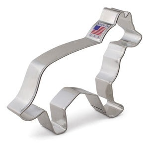 German Shepard Dog Cookie Cutter Ann Clark Cookie Cutter - Bake Supply Plus