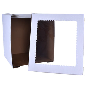 Heavy Duty Sheet Cake Boxes — All Sizes Whalen Packaging Box - Bake Supply Plus