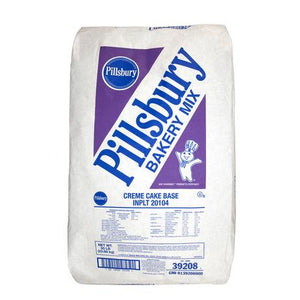 Pillsbury™ Crème Cake Base 50 lb Bag Pillsbury Mix - Bake Supply Plus