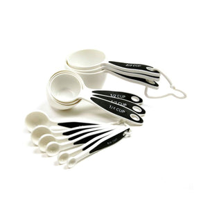 Norpro Grip-EZ  Measuring Cups & Spoons Set of 12