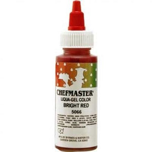 Chefmaster Liqua-Gel Food Color - All Colors Chefmaster Gel Base Color - Bake Supply Plus
