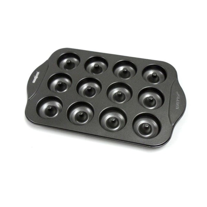 Norpro Nonstick 12ct Mini Donut Pan