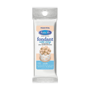 Satin Ice Fondant — All Colors & Sizes Satin Ice Fondant - Bake Supply Plus