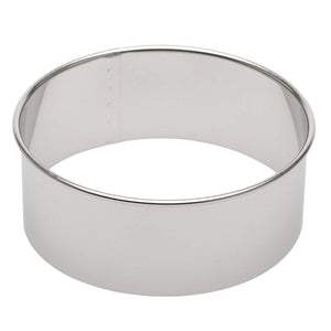 Ateco Plain Round Cookie Cutter — All Sizes Ateco Cutter - Bake Supply Plus