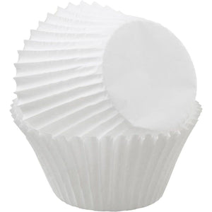 Wilton Jumbo Baking Cups White