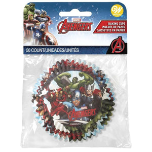 Wilton Baking Cups Avengers