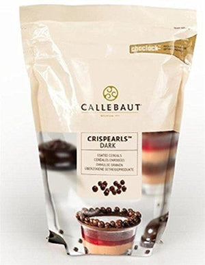 Callebaut Crispearls™ Dark Callebaut Chocolate Topping - Bake Supply Plus