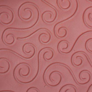 Texture Mat Whimsy Swirl CK Products Texture Mat - Bake Supply Plus