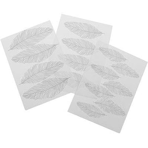 Texture Mat Feather Set CK Products Texture Mat - Bake Supply Plus