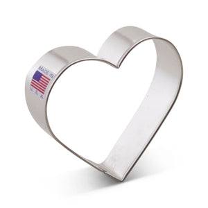 Heart Cookie Cutter Ann Clark Cookie Cutter - Bake Supply Plus