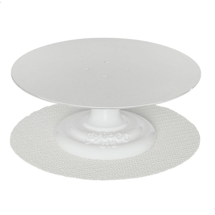 Metal Revolving Cake Stand