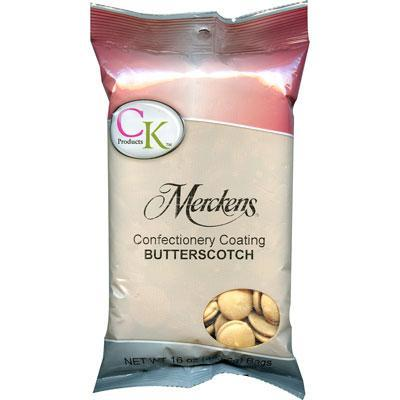 Merckens Butterscotch Confectionery candy
