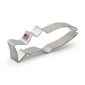 Fish Cookie Cutter Ann Clark Cookie Cutter - Bake Supply Plus