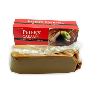 Peters Caramel 5 lb Loaf CK Products Caramel - Bake Supply Plus