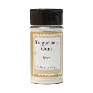 Tragacanth Gum (Powder) 2.7oz