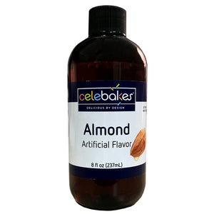 Almond Flavor Celebakes 8oz CK Products Flavoring - Bake Supply Plus