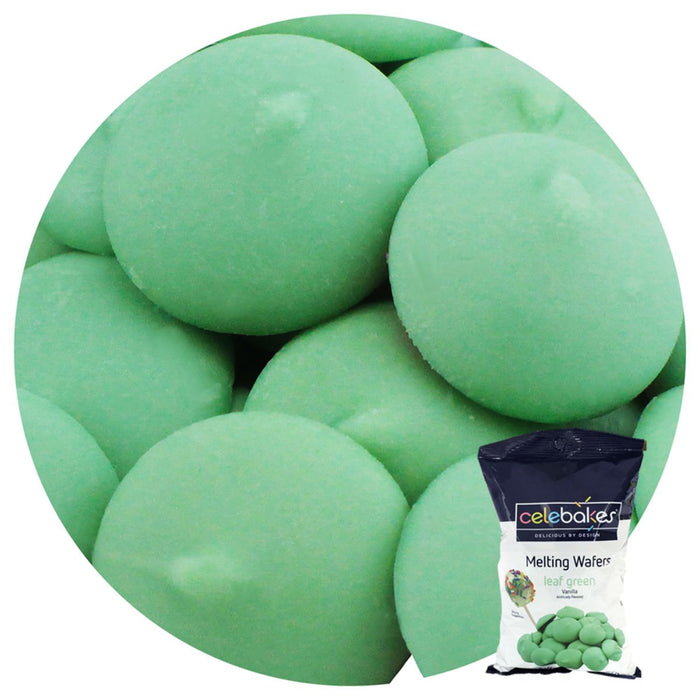 Merckens Leaf Green Confectionery Candy